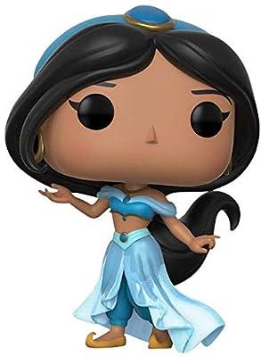 Pop! Disney: Aladdin- Jasmine Vinyl Figure