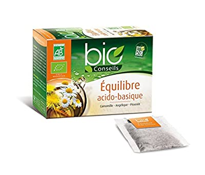Yves ponroy - Infusion Equilibre Acido-Basiques - 20 sachets