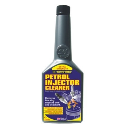 2 x EXTRA STRENGTH PETROL INJECTOR CLEANER 325ml