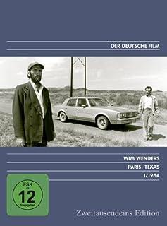 Paris, Texas - Zweitausendeins Edition Deutscher Film 1/1984