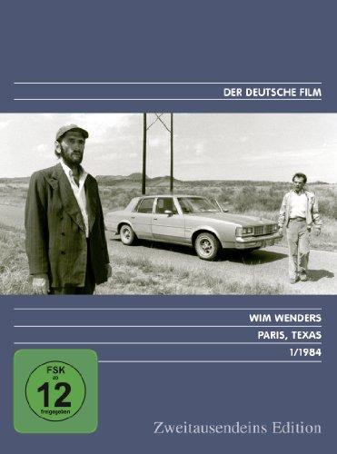 Paris, Texas - Zweitausendeins Edition Deutscher Film 1/1984.