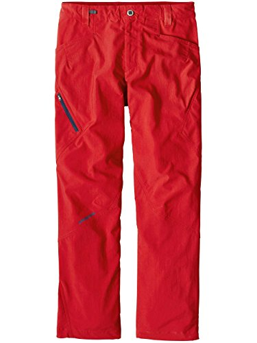 Patagonia M's Rps Rock Pants Nouveau Green Fire