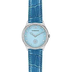 Uhr nur Zeit Damen Roccobarocco Jackie Trendy Cod. rb0263