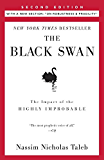 "The Black Swan: Second Edition: The Impact of the Highly Improbable Fragility"" (Incerto)"