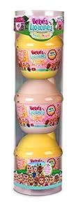 IMC Toys- Wave, Pack Bibe Casita, Multicolor, 3-Pack de 3 unid (97605)