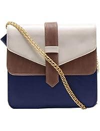 HABBANA Blue Me Away Sling Bags
