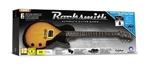 Rocksmith + Guitare [import allemand]