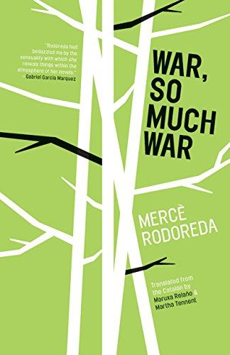 War, So Much War (English Edition) eBook: Mercè Rodoreda, Martha ...