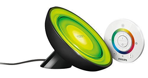 Philips myLiving Colors, 8 W, Bloom, schwarz, 852271