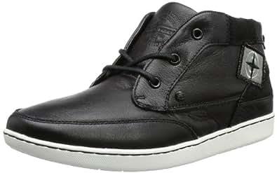s.Oliver Casual 5-5-15201-21, Herren Sneaker, Schwarz (BLACK 001), EU 43