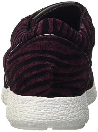 Just Cavalli Jc Main Coll, Sneakers basses femme Multicolore( 359 Wine )