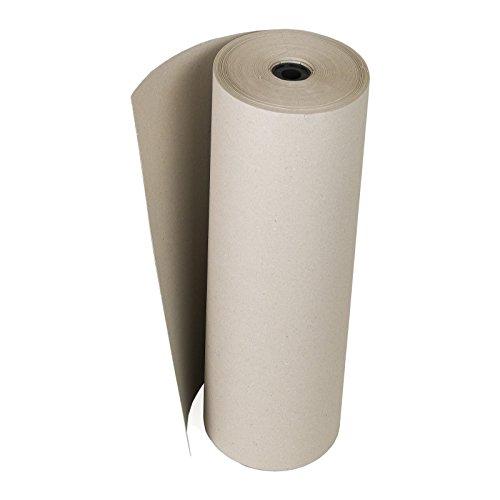 1 Rolle Schrenzpapier mit 75 cm Breit 200 lfm ca 15 KG 100 g / m² Ideales Packpapier