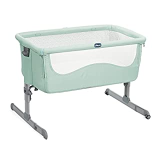 Chicco Next2me - Cuna de colecho con anclaje a cama y 6 alturas, color verde (B07576R669) | Amazon Products