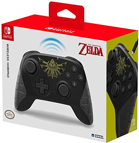 HORI Kabelloser Controller (Zelda) für Nintendo Switch