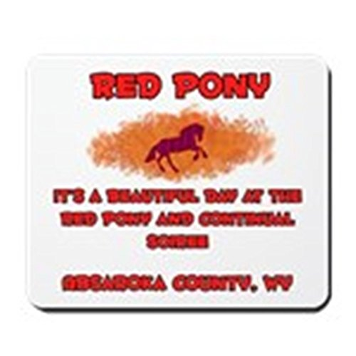 cafepress-red-pony-non-slip-rubber-mousepad-gaming-mouse-pad
