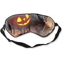 Herren Damen und Kinder Essentielle Seidig Ultimate Sleeping Leichte Soft Mask Verstellbare Halloween Kürbis Augenschutz... preisvergleich bei billige-tabletten.eu