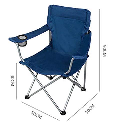 HCCKFHSDI FVDNJX Silla de Camping Portátil Plegables para Acampar al Aire Libre...