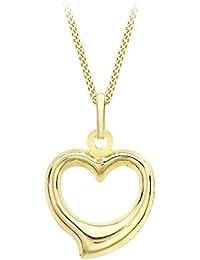 Carissima Gold Collar con colgante de mujer con oro 9 K (375)