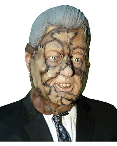 Horror-Shop Bill Clinton Leatherface Halloween Maske