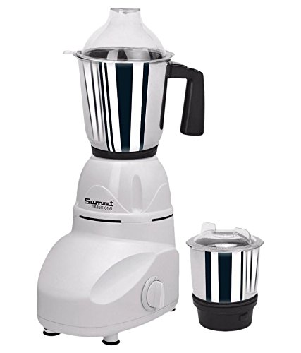 Sumeet Bandhabi Mixer Grinder White  available at amazon for Rs.2179