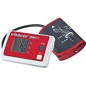 visocor OM50 - Oberarm-Blutdruckmessgerät mit Universal-Bügelmanschette (22-43cm) zur vollautomatischen Messung von Blutdruck und Puls