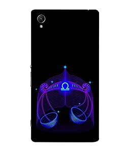 PrintVisa Taurus The Bull Zodiac Sign 3D Hard Polycarbonate Designer Back Case Cover for Sony Xperia C6 Ultra Dual