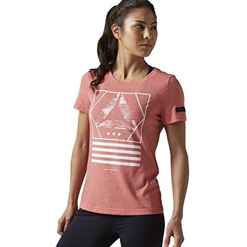 super popular 5be6e b0c78 EAN 4057286795805. Reebok Wor CS Graphic Tee T-Shirt, femmes S ...
