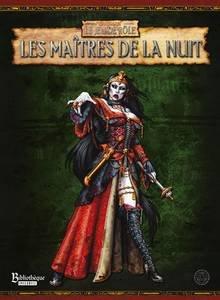 la Bibliothèque Interdite - Warhammer JDR - Les Maitres de la Nuit