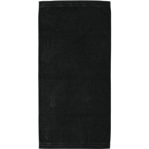 Vossen Handtücher Calypso Feeling schwarz - 790 Handtuch 50x100 cm