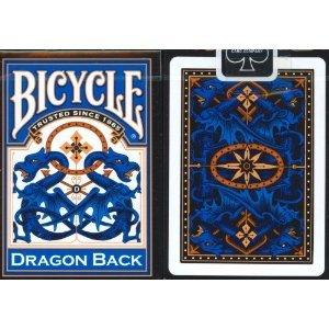 cartes-bicycle-dragon-bleu