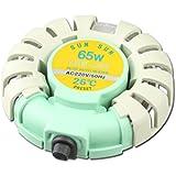 Termostato Calentador automático Mini acuario Calentador Termostato a Arandela Antideflagrante)