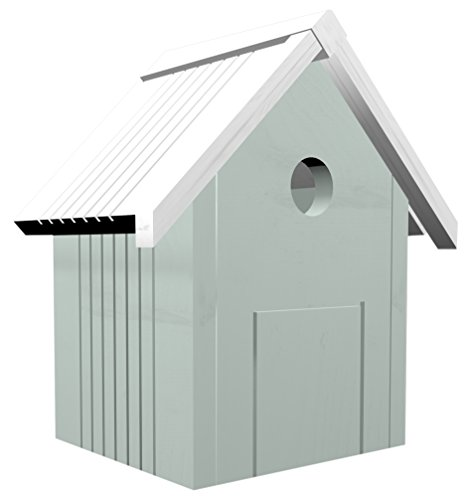 Hunger Blaumeisen Nistkasten für Wildvögel (Nest Box Finch)