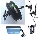sarach store 1500W48V Kit Moto electrico Kit Bicicleta eléctrica montaña Motor eléctrico para Bicicleta