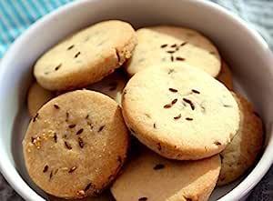 Nature's Basket Ajwain Cookies ( Biscuit) (Pack of 900GMS)