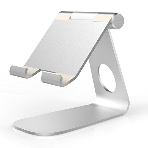 Porta Iphone Da Scrivania.Sunvito In Alluminio Con Supporto Da Tavolo Per Cellulari Tablet
