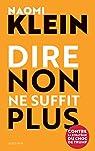 Dire non ne suffit plus par Klein