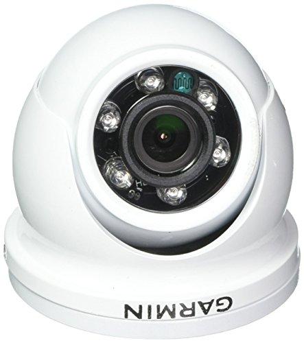Garmin GC10NTSC Reverse Image Marine Video Camera w/Infrared GC Innen und Außen Dome weiß - Garmin 20 Marine