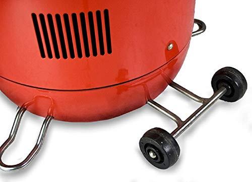 Memphis 13 kw Gas Outdoor Garden  Heat Focus Patio Heater
