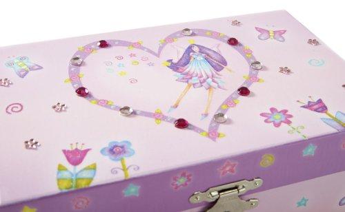 Fee Schmuckkästchen - Rosa Spieluhr für Kinder - Lucy Locket - 3