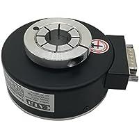 Eje hueco exterior de 80 mm, eje hueco, 1024 PPR, CC 5 V, salida de línea del conductor óptico aumentada con codificador rotatorio