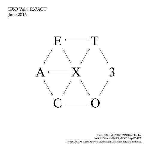exo-exact-3rd-album-korean-lucky-ver-cd-124p-photo-book-photocard