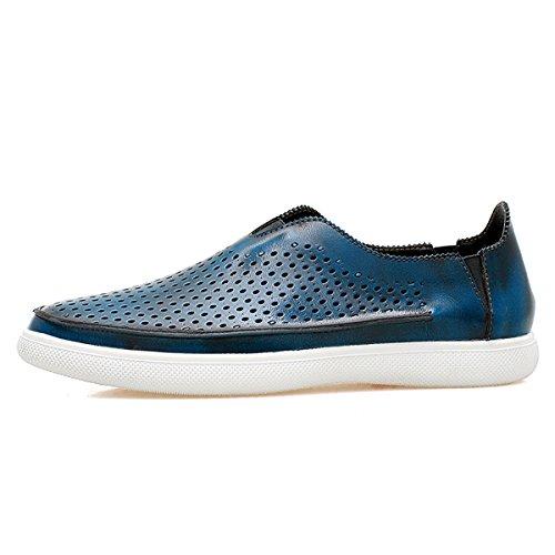 Tops Low Style2 Sneaker Herren Miyoopark Tops Blue Low Herren Sneaker Miyoopark UwpCdpq