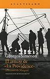 "El arriero de ""La Providence"": (Los casos de Maigret) (Narrativa del Acantilado)"