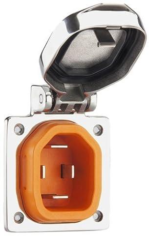 SmartPlug 50 amp boat side inlet by SmartPlug