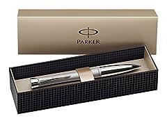 Idea Regalo - Parker Pen S0767140 Urban Penna a Sfera, blu
