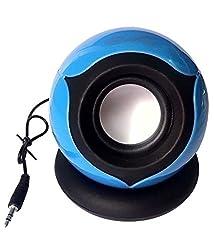 Hiper Song Portable Mini AUX Rechargeable Speaker HS656 (1 Pc)