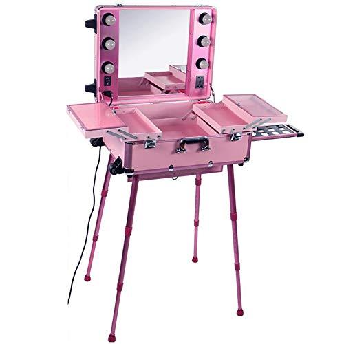 XHH-Maleta Maquillaje Trolley