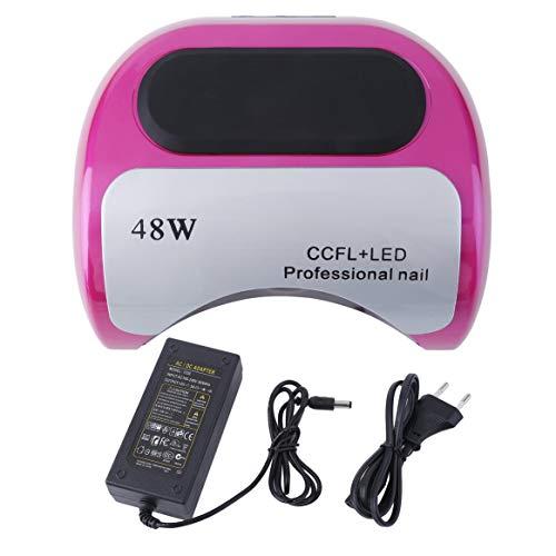 Delicacydex Auto-Induktion Sensor 48 Watt Nagel Schnell Trockner LED Lampe Gel Aushärtung UV-Licht...