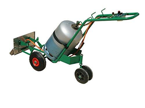 2EBALM Machine de désherbage Charoflam 3760113030321 Vert/Noir/Orange 90 x 80 x 90 cm 40000