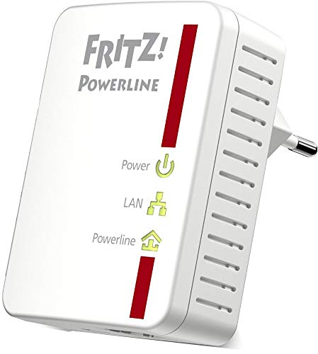 AVM Fritz Powerline 510E Einzeladapter